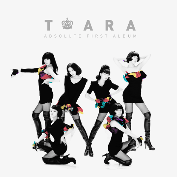 t-ara-absolute-first-album