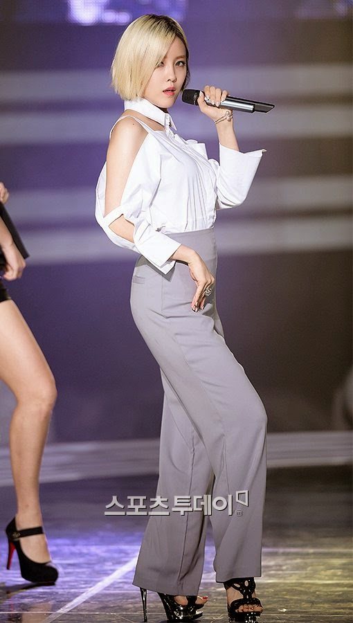 hyomin fake it sbs mtv the show (4)