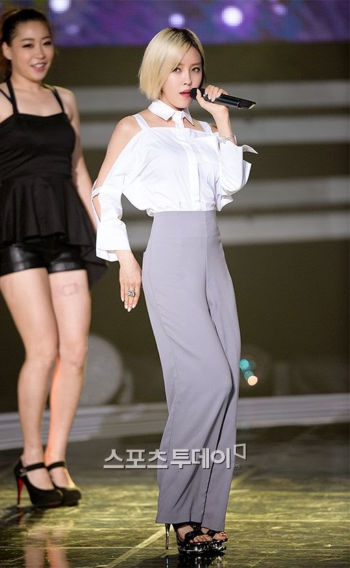 hyomin fake it sbs mtv the show (5)