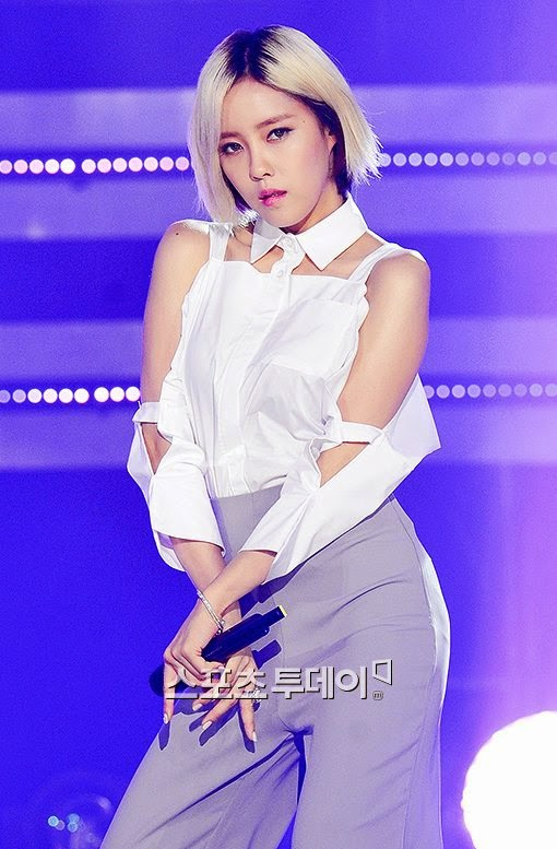 hyomin fake it sbs mtv the show (9)