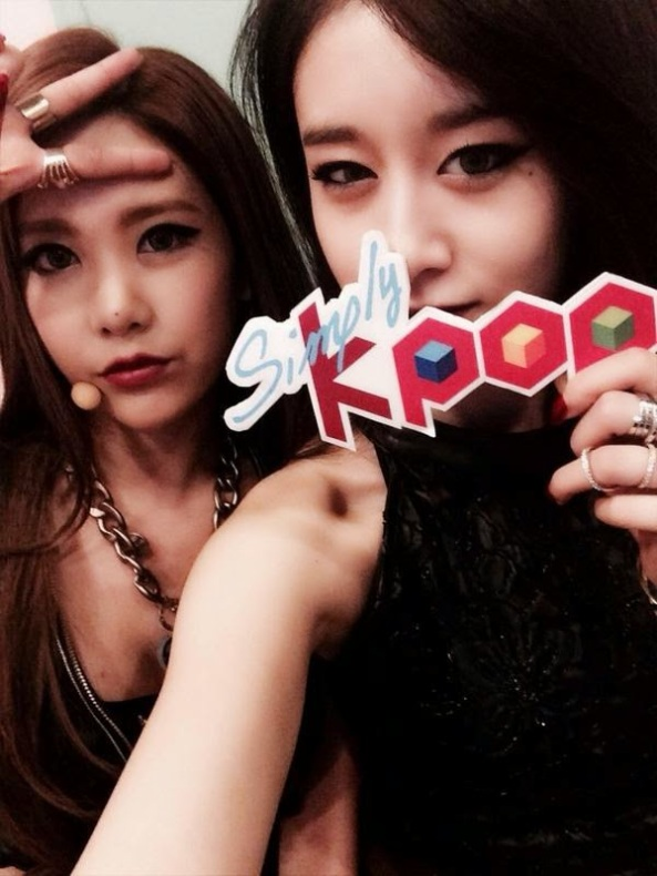 qri jiyeon simply kpop