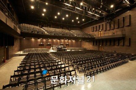 صور لقاعة : BLUE SQUARE Samsung Card Hall